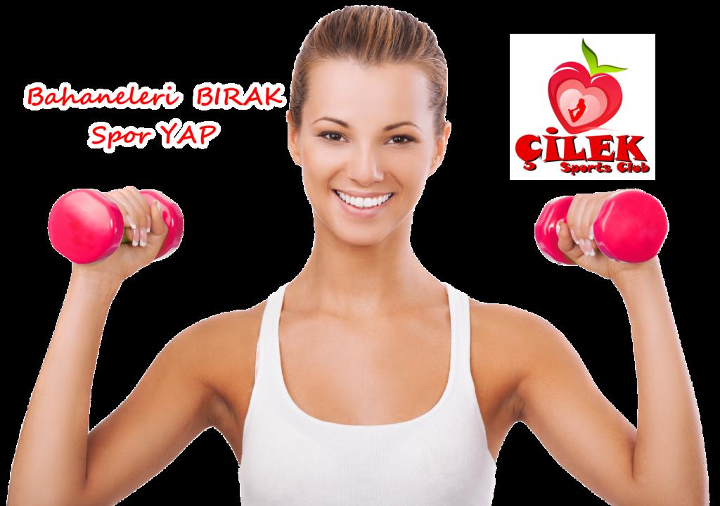 www.cilekspor.com fitness sports weightloss kadin bayan spor