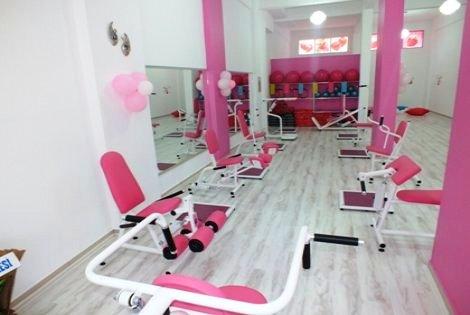 cilek spor bafra şubesi kadınlara özel spor merkezi hidrolik fitness 3