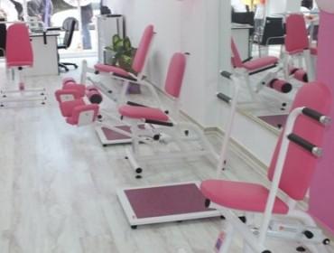 cilek spor bafra şubesi kadınlara özel spor merkezi hidrolik fitness 56