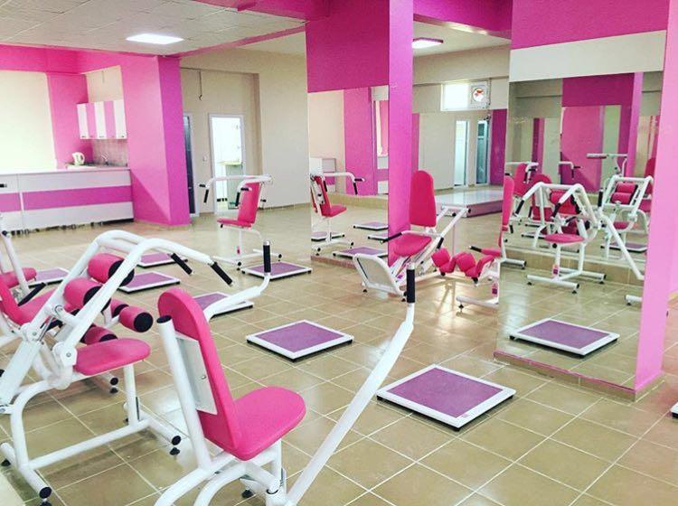 www.cilekspor.com pilates zumba kadinlara ozel bayanlara ozel spor diyarbakir diclekent bayilik hydraulic fitness